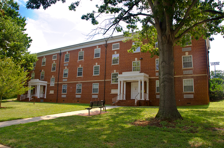 Shackleford Hall Exterior