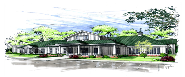 Architectural Design Humane Society Animal Shelters in Virginia