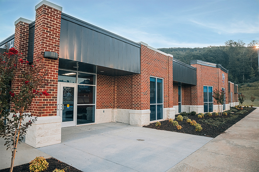 Central virginia architecture Educational construction